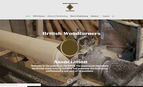 British Woodturners